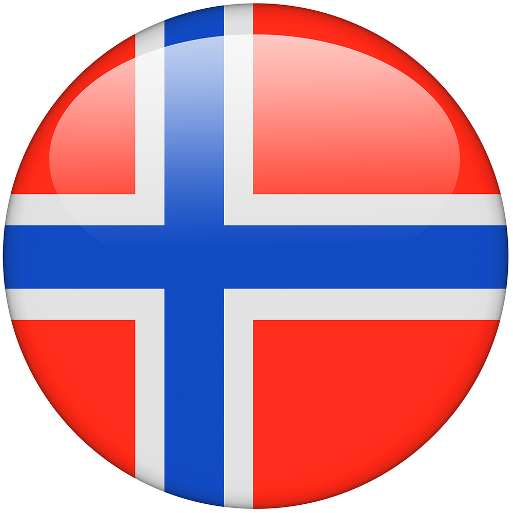 flagg norge rundt