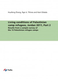Living conditions of Palestinian camp refugees, Jordan 2011, Tabulation report, Part 2