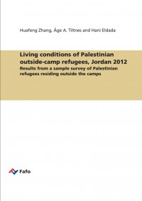 Living conditions of Palestinian outside-camp refugees, Jordan 2012