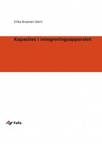 Kapasitet i integreringsapparatet