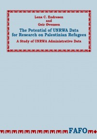 The Potential of UNRWA-Data for Research on Palestinian Refugees