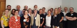 Participants at the conference Shaping the Future of Work in the Nordic Countries