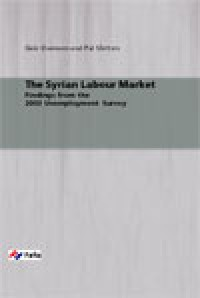 The Syrian Labour Market