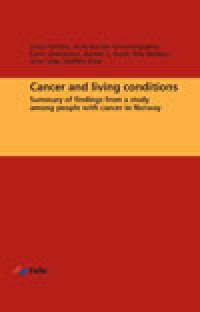 Cancer and living conditions
