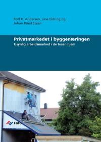 Privatmarkedet i byggenæringen