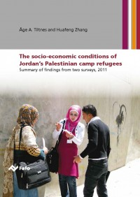 The socio-economic conditions of Jordan's Palestinian camp refugees