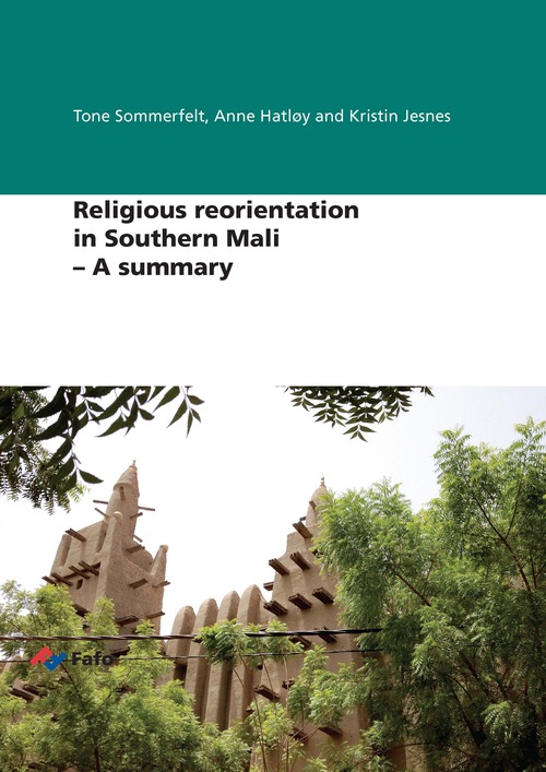 Report about religious reorientation in Mali