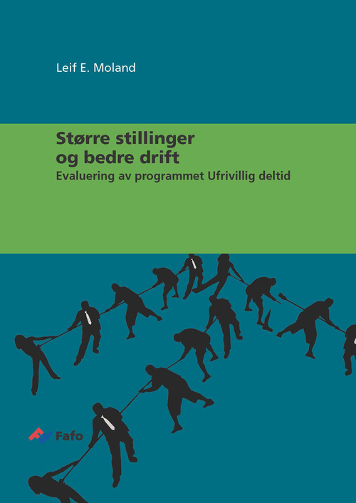 New Fafo-report on involuntary part-time work in Norwegian municipalities