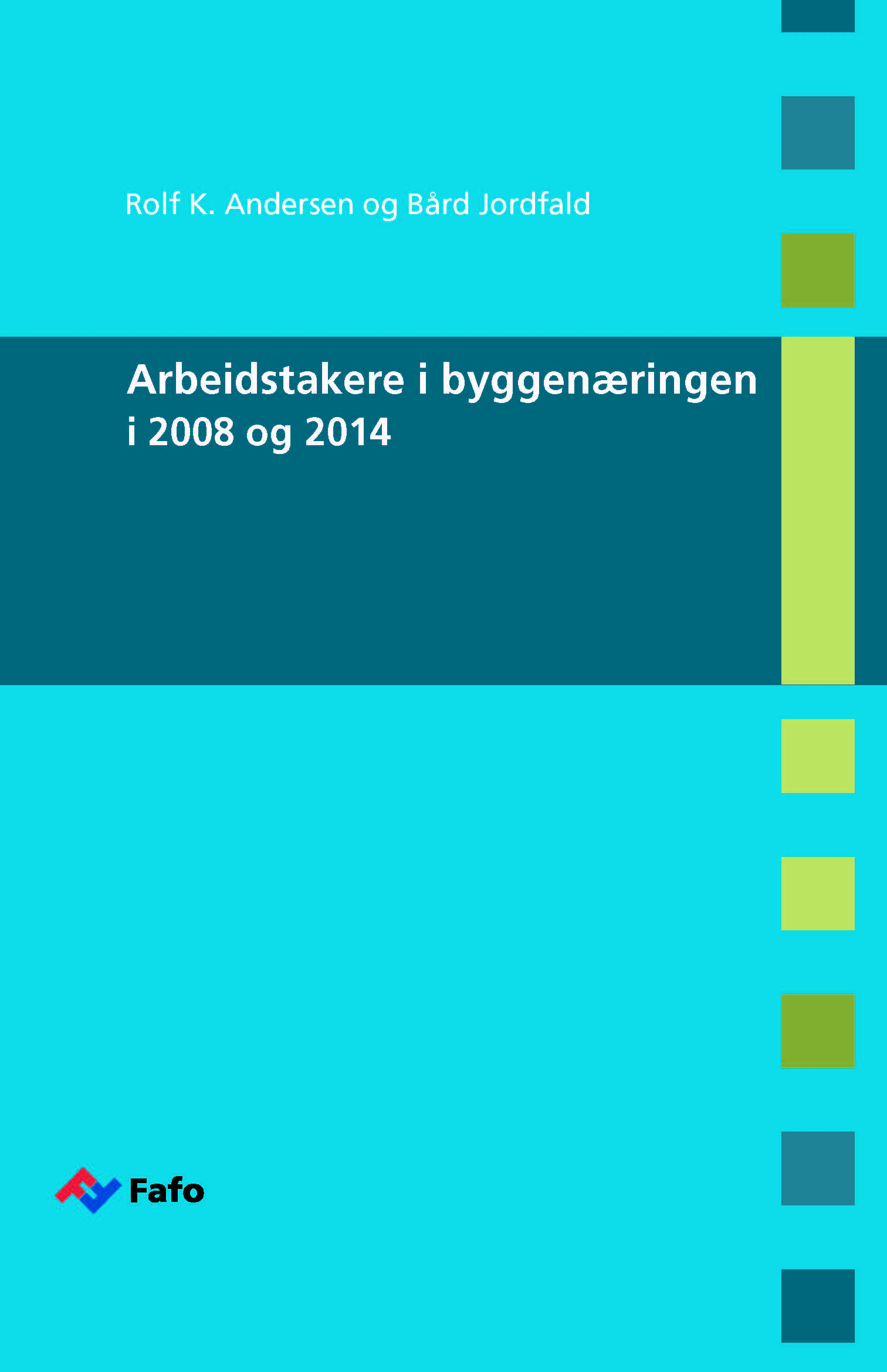 Labour force in the construction industry in Norway, from to 2008 to 2014