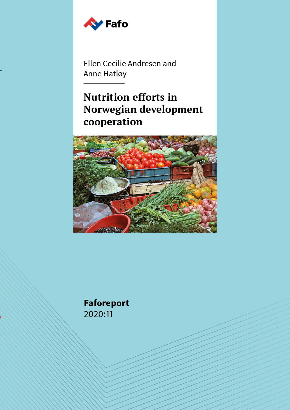 Adjusting Norway's fight against hunger and malnutrition