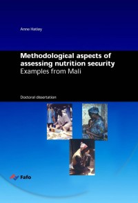Methodological aspects of assessing nutrition security