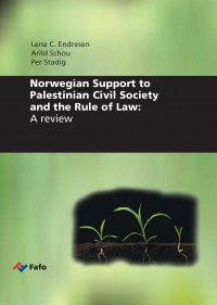 Norwegian Support to Palestinian Civil Society and the Rule of Law: A review