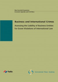 Business and International Crimes