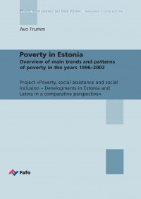 Poverty in Estonia