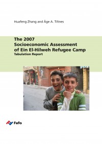 The 2007   Socioeconomic Assessment  of Ein El-Hilweh Refugee Camp
