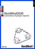 NordMod2030 Summaries of project reports
