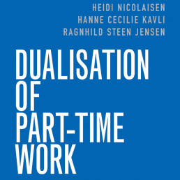 New international texbook on part-time work and its consequenses