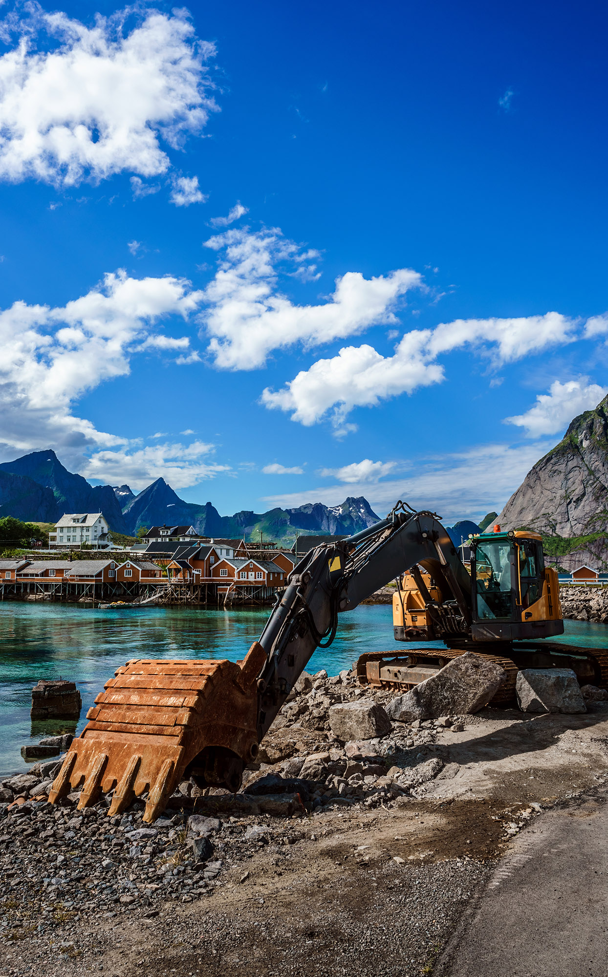 Boosted use of contract labour also in Nordland country