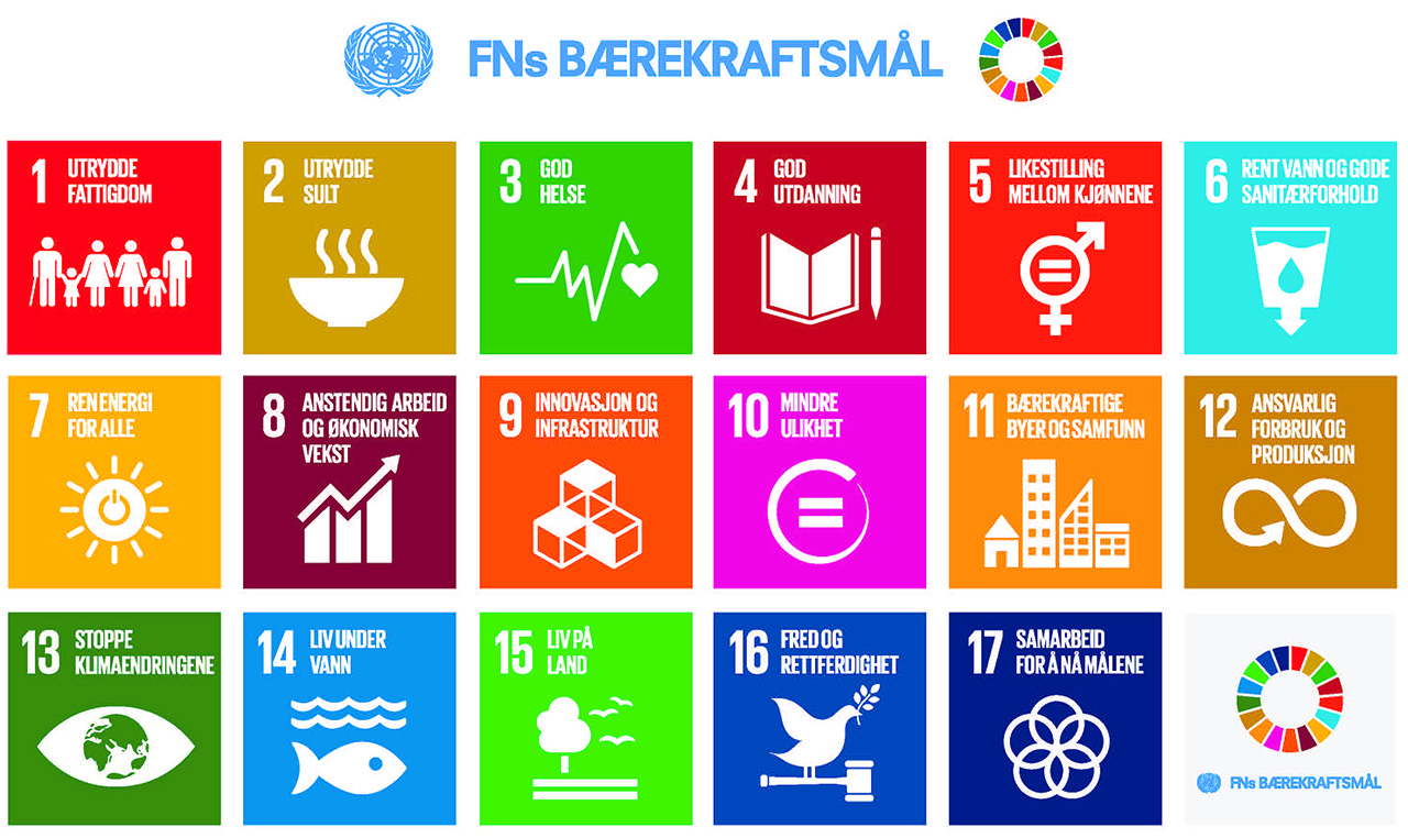 UN Sustainable Development Goals and working conditions